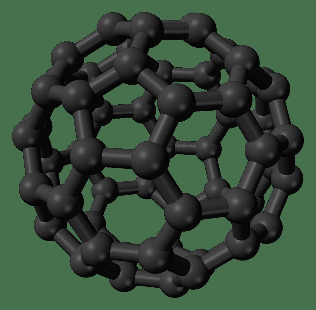 Carbon 60 Fulleren Molecule